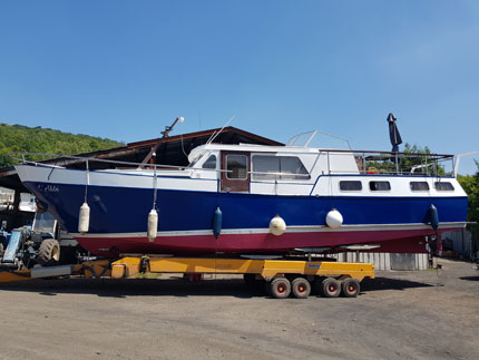 Vedette hollandaise - 75 - 145.000 €